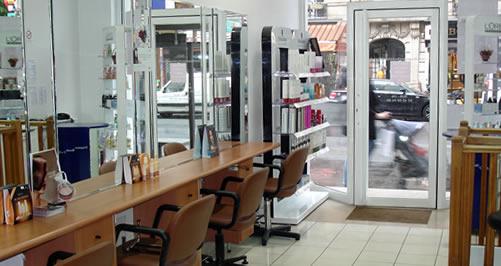 Salon coiffure Paris Vaugirard
