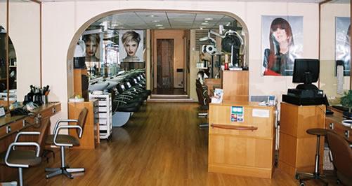 Salon de coiffure Versailles rive-gauche